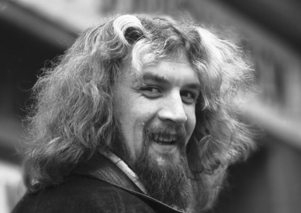 'Never trust a man, who when left alone with a tea cosy... doesn't try it on.' (Billy Connolly)