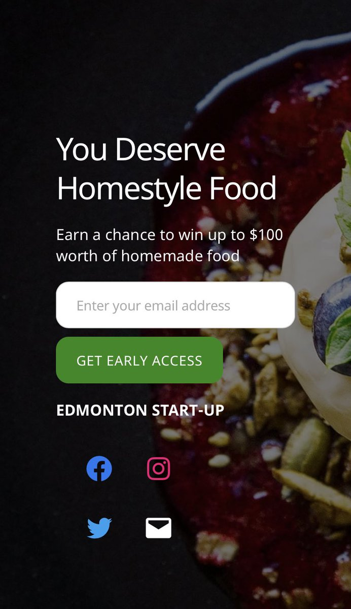 We are getting pretty close to launching Canada's first Foodsharing platform! Proud #startup from #YEG #Edmonton !! Help us grow by sharing us! #supportlocalbusiness link: https://t.co/ef60Z3dq1d  #Platers #yegfarmersmarket #yeglocal #yegbuisness #yegcooking #yegcooks #yegfood https://t.co/K8vixIhWSP