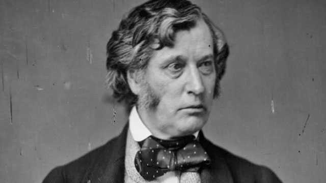 """Three things at least they must require,"" said Charles Sumner of good politicians in his 1850 speech Our Immediate Anti-Slavery Duties. ""The first is backbone; the second is backbone; and the third is backbone."""