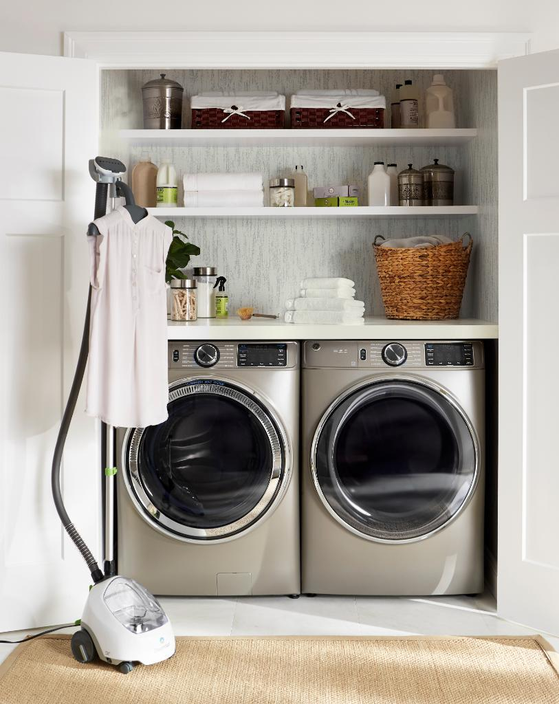 Make laundry day less of a chore with upgraded appliances and a more functional space. Shop washers, dryers and storage solutions today. https://t.co/kNGc3dAc74 https://t.co/gGiAs7hSDT