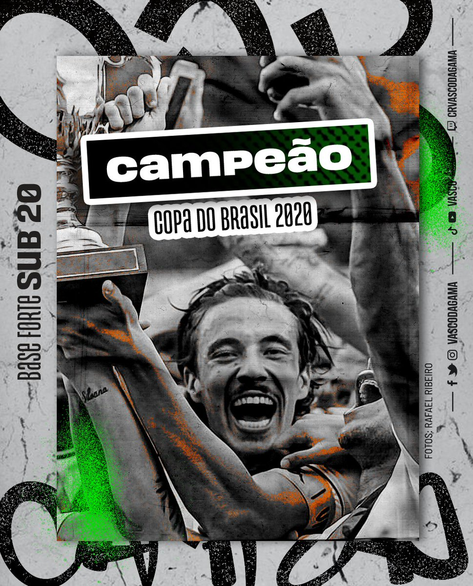FIM DE JOGO EM SÃO JANUÁRIO! O VASCO É CAMPEÃO DA COPA DO BRASIL SUB-20! 💢🏆🥇  #VASxBAH #FinalSub20