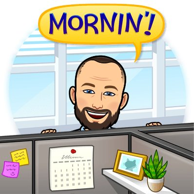 Morning all! As if you don't need reminding but, it's #Monday, so let's see what today and the rest of #2021 brings! Happy New Year everyone.  #LetsBegin #NewYear