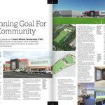 Hastings - A Winning Goal for the Community & a Look into Everton's Corporate Hospitality.   Take a read now of @fcbusiness January Publication.  https://t.co/WEieQxB6LT