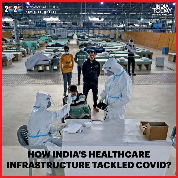 Click  to know how India's healthcare infrastructure, despite limited resources, tackled Covid? #MagazinePromo #IndiaFightsCorona