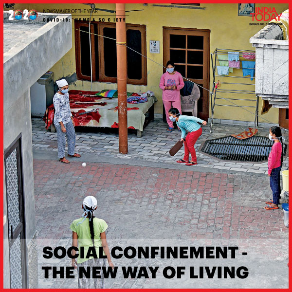 Social confinement – A blessing in disguise? Click  to read more. #MagazinePromo