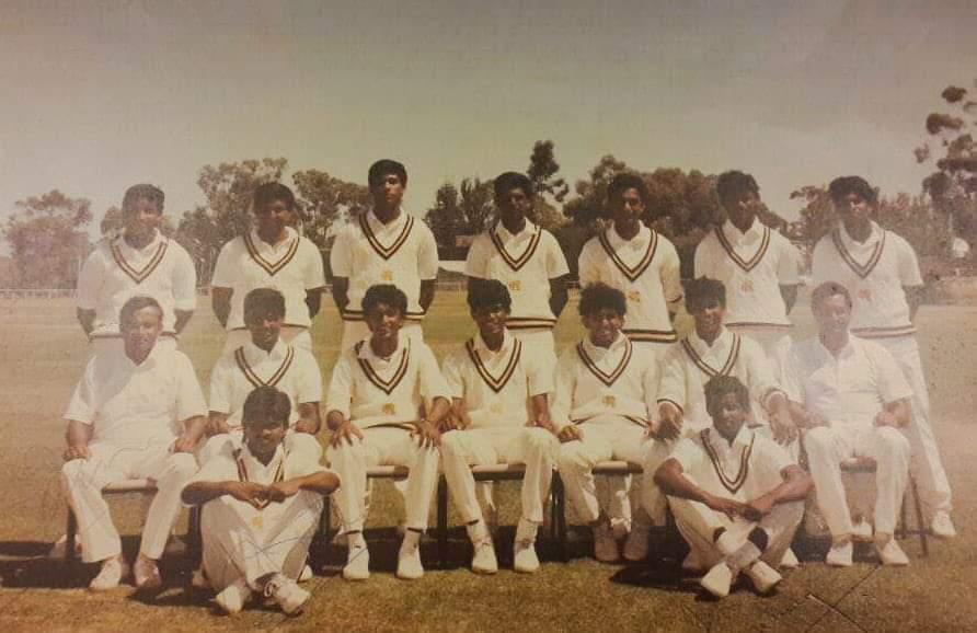 The 1988 McDonald's Bicentennial Youth World Cup | Team Sri Lanka