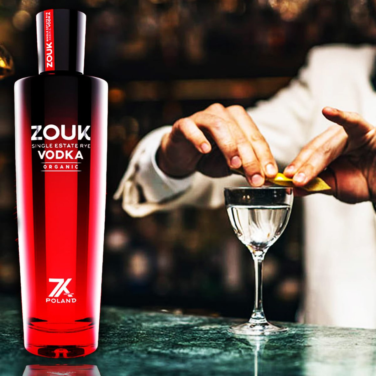 ZoukVodka ✅ Surely you need one for your Monday Blues  #mondayvibes #mondaymood #vodka #mondayblues💙 #zoukvodka