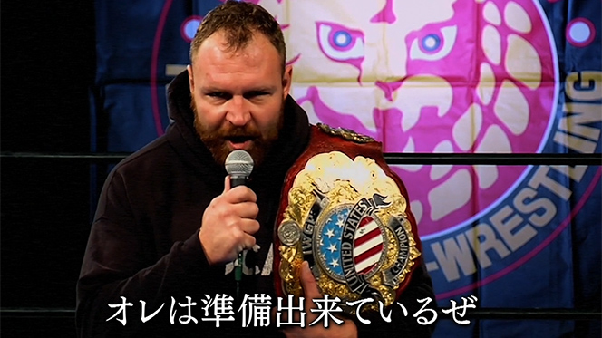 @njpwglobal's photo on Moxley