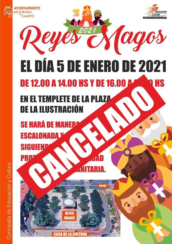 Foto cedida por Ayuntamiento de Mejorada