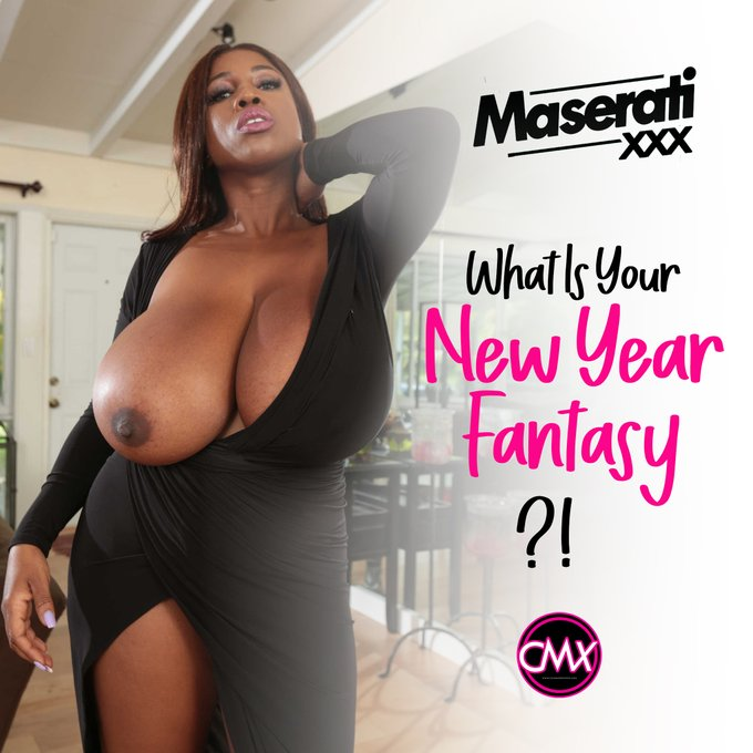 What's your NEW YEAR FANTASY ?! #ClubMasi 😜😍 https://t.co/P3FRrCfKlm