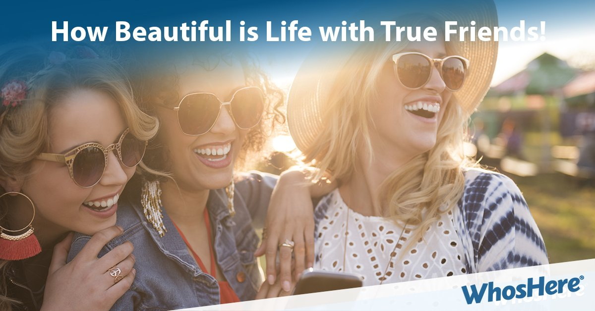 True friends, who're not fake or double-faced, make us happy and give us beautiful memories that we cherish forever.   #Happiness #Friendship #Memories