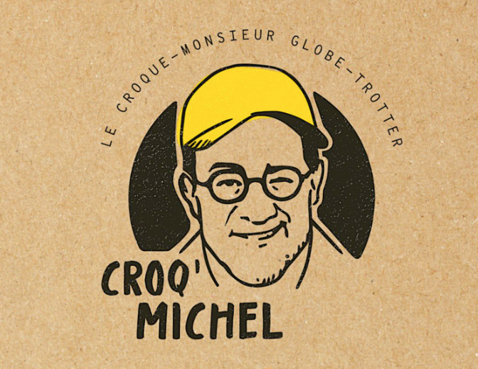 [News] 🍽️ 2 Michelin Star Chef and beloved TV Chef Michel Sarran launched Croq'Michel in #Toulouse.  Discover 6 croque-monsieur recipes (his guilty pleasure) inspired by flavors from all around the world. Available for deliveries and soon in a restaurant rue des filatiers! https://t.co/ufyhAR2o8i
