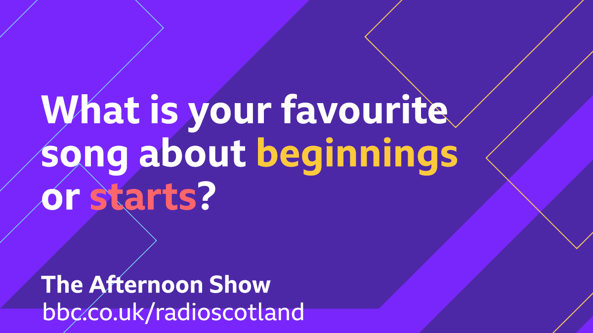 Topical Tune alert!  Today we're looking for all your songs about fresh starts/new beginnings!  Get in touch with your song suggestions below 👇  #TheAfternoonShow - from 1:30pm  🔈