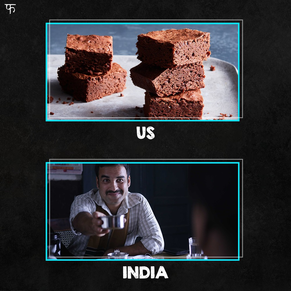 Sadhya Ji is catching up on the trend. 😉 #Masaan @TripathiiPankaj
