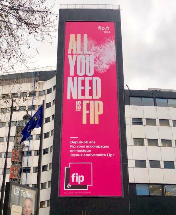 De quoi réchauffer l'hiver et illuminer l'année, non? #Fip50