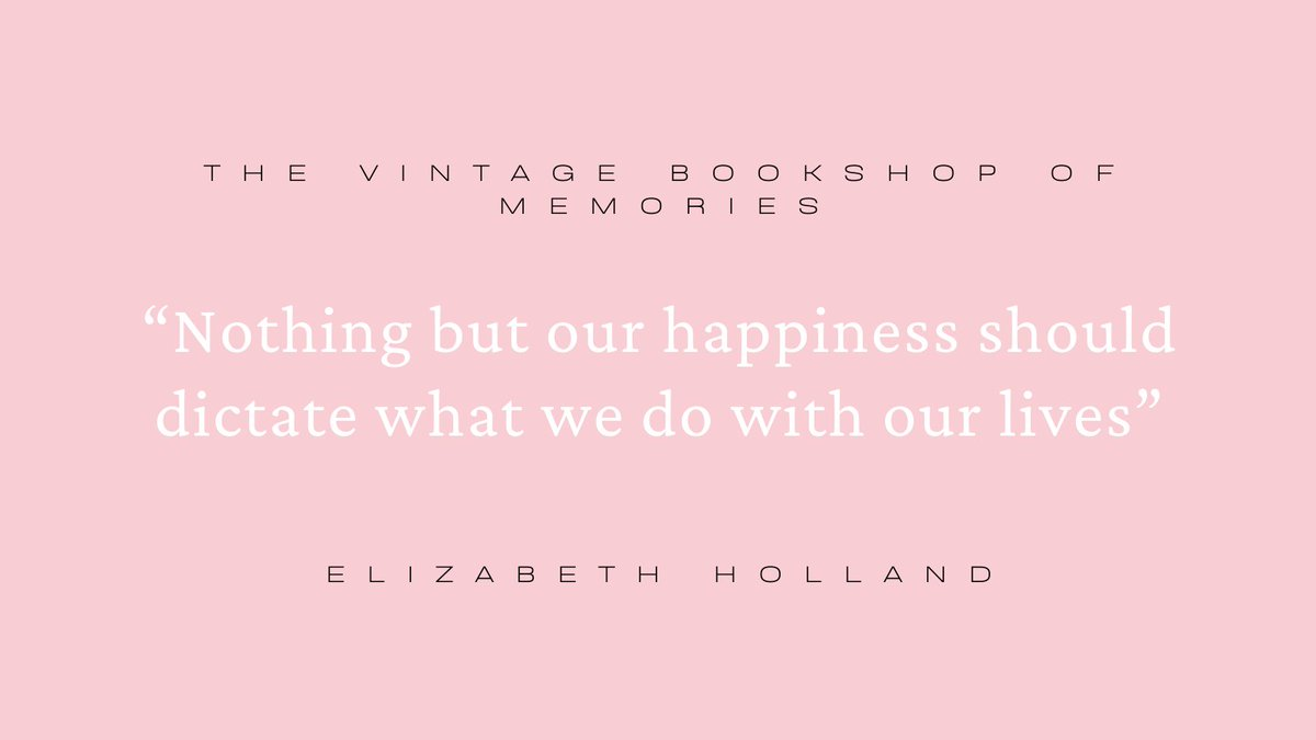 The Vintage Bookshop of Memories  Looking to escape everyday life?  Lose yourself in the village of Ivy Hatch and follow Prue as she tries to find happiness.   UK:  US: