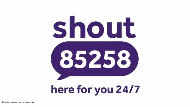 If you're struggling to cope, you can text SHOUT to 85258 for free, any time, to speak to a trained volunteer. They will listen and guide you to a calm and safe place. Visit  for more info. 💙  Thanks to Shout Volunteer Annika for creating this video!