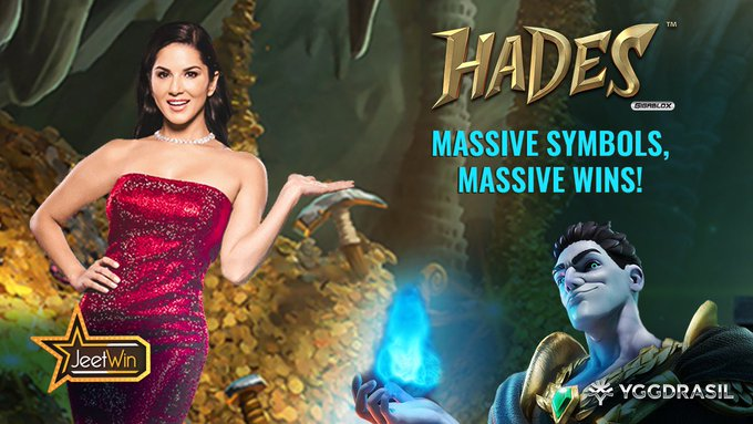 Get to enjoy Hades - new addition of Yggdrasil games at @JeetWinOfficial along with getting a chance