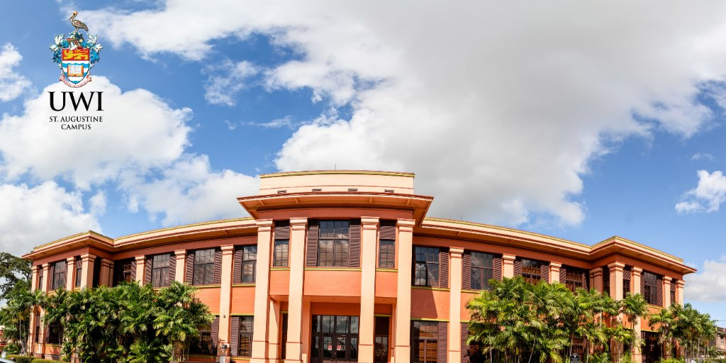 """UWI St. Augustine on Twitter: """"We're back! The UWI St. Augustine Campus has  resumed operations as of today January 4th, 2021. Our team is happy to be  back. We wish you all"""