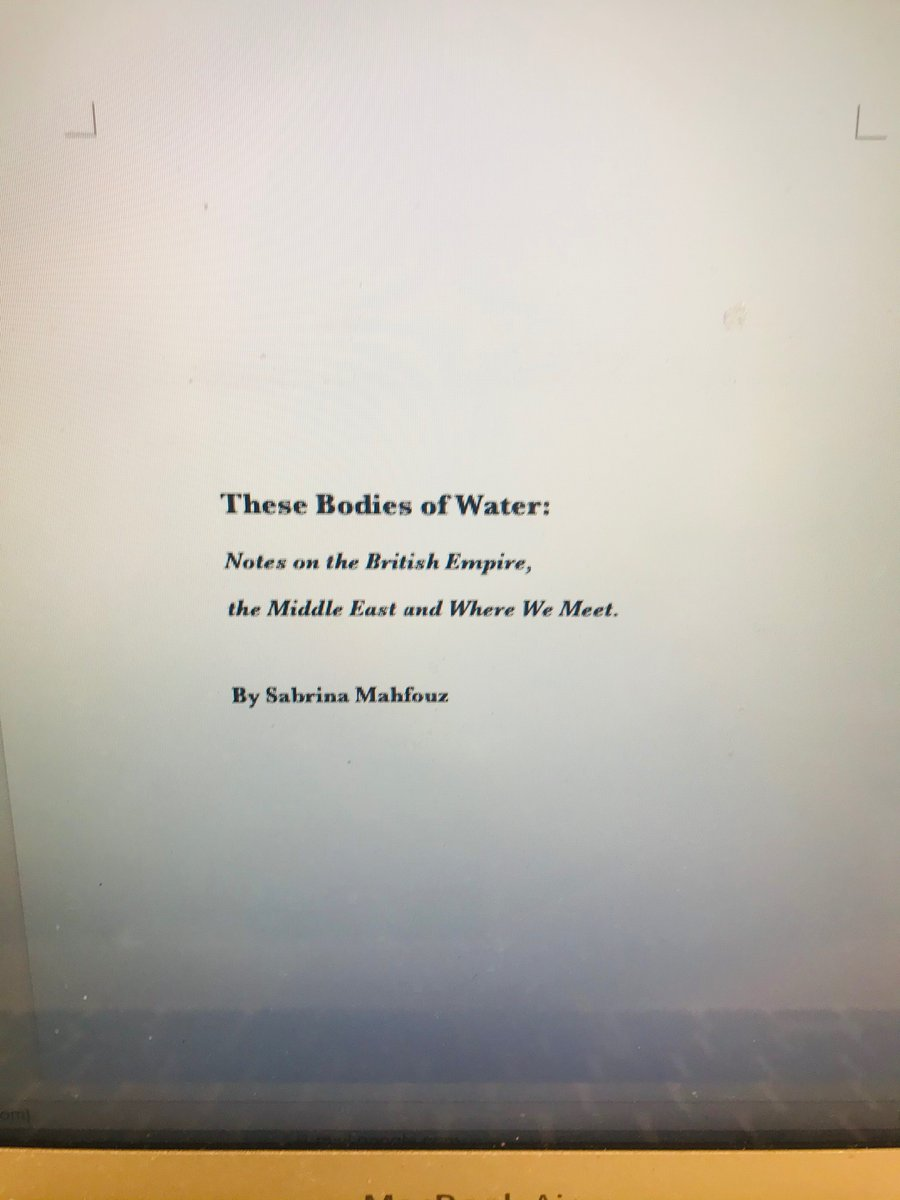 First draft of first big book done 🤪 I have been swimming in these pages all break, all covid, v thankful for it. Happy new year 🎉 #Thesebodiesofwater