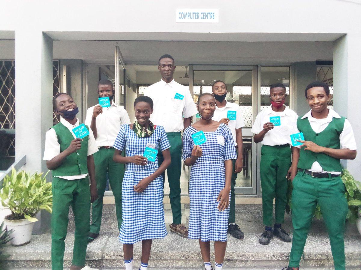 2020 was fun completing coding activities with public high school students in Apapa during the Computer Science Education Week. Looking forward to this year's. @eduaidt @CSEdWeek #HourofCode @hourofcode #csedweek