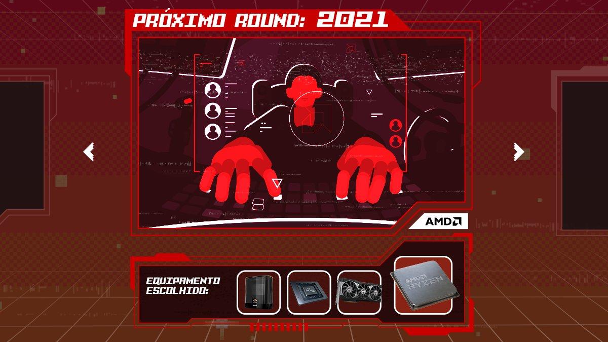 Chegou aquela hora, #AMDLover...bora traçar as metas de 2021! Conta pra gente: o que você quer conquistar nesse ano com todo o desempenho e as possibilidades infinitas do seu PC equipado com AMD? 😍❤🖥 https://t.co/ARyTk9I3yl