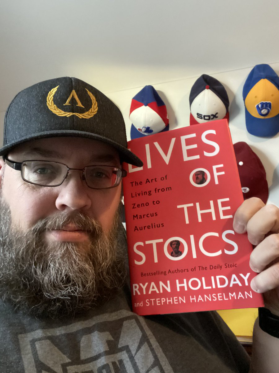What are you currently reading? @ryanholiday Need help finding my next book. #10X #Arete #IamArete #knowledgeispower #creatingvalue #readingmatters @dailystoic