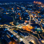Valga-Valka 1⃣city 2⃣ states: How twin towns on Estonia🇪🇪-Latvia🇱🇻 border reunited Discover the development of this joint territory to improve physical connectivity, unite both towns' citizens, promote tourism and activate entrepreneurship https://t.co/y0XMhyEsoa #CohesionPolicy