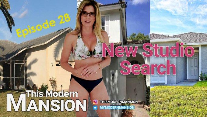 This Modern Mansion - Episode 28 - New Studio Search https://t.co/JqyFjfFtnd via @YouTube https://t.