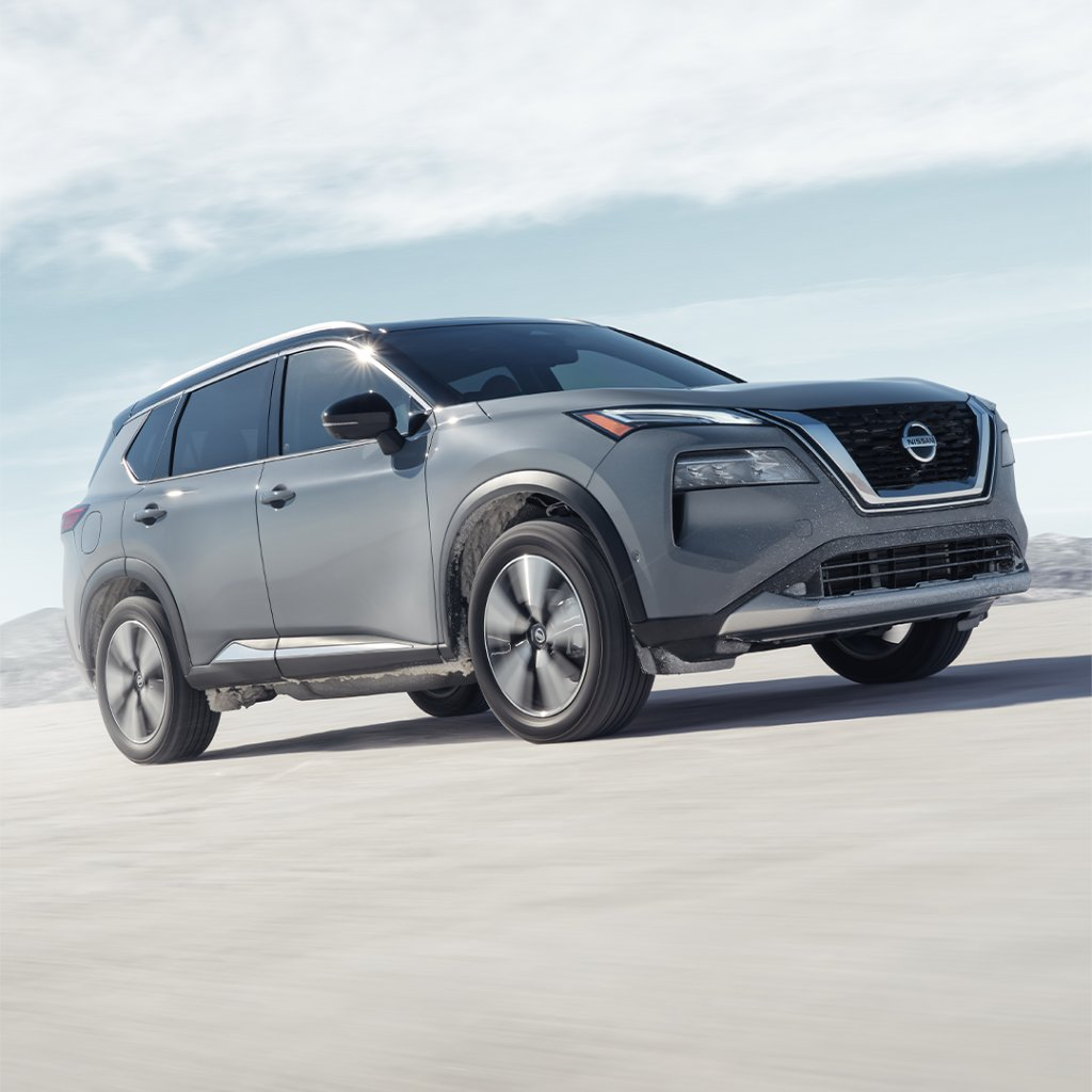 Every pose is a victory pose with the All-New #NissanRogue2021:    #RogueGoneRogue