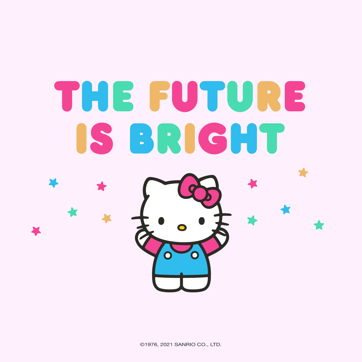 The future is bright ⭐💕✨#MondayMotivation⁠