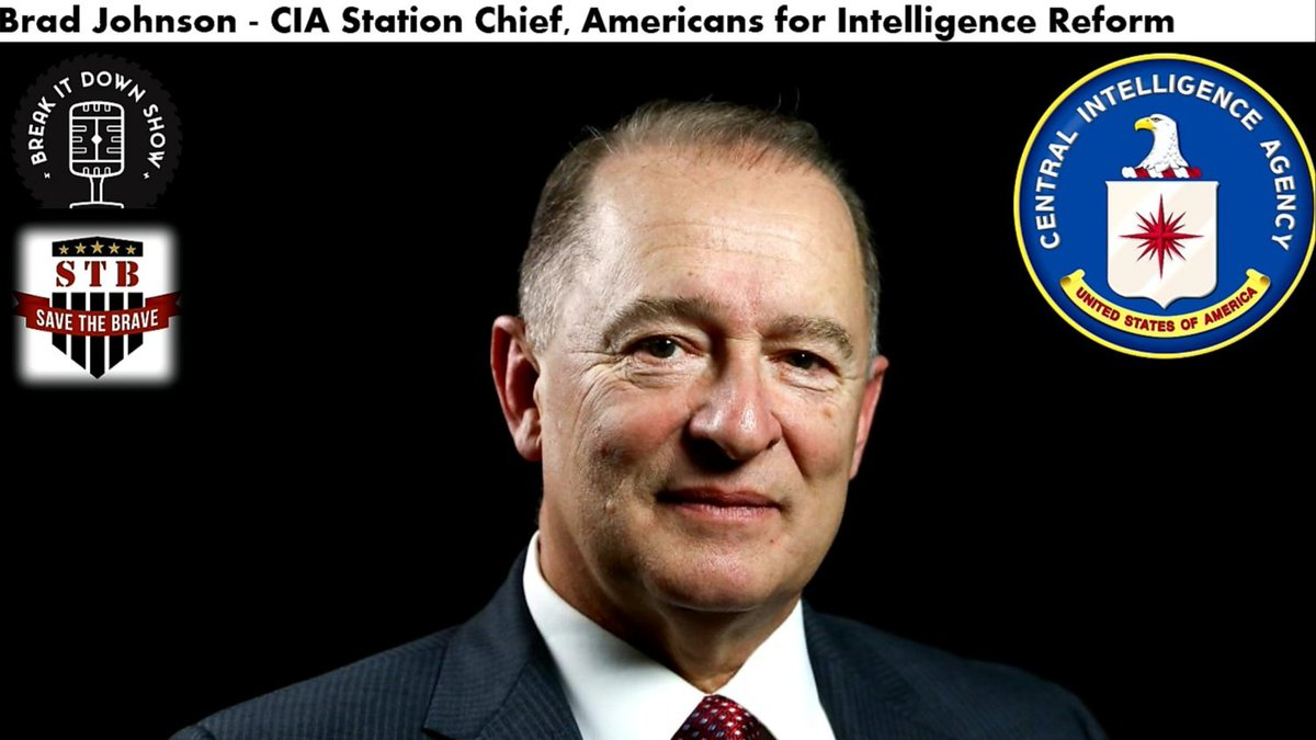 """Gene McVay's tweet - """"@monicaonairtalk @LLinWood Brad Johnson CIA: Rome,  Satellites, Servers: an Update More evidence of vote manipulation uncovered  in Europe by the Italian Press. Brad retired as a Senior Operations"""