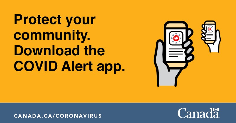 test Twitter Media - The COVID Alert app lets Canadians know whether they may have been exposed to #COVID19. Download the app and help protect your community.   For more info, visit: https://t.co/51vX9c8MHR https://t.co/Hz1KOj0jQ5
