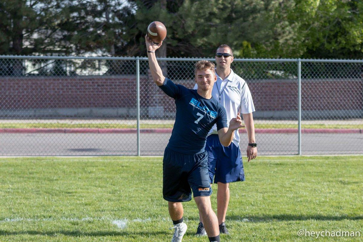 Riley Jensen Rileyjensen Twitter He started as a quarterback at an ncaa d1. riley jensen rileyjensen twitter