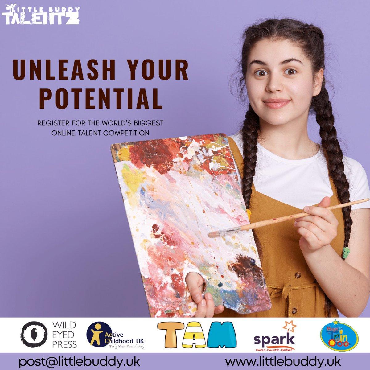 Celebrate creativity! Children 2.5-18 yrs Who could get involved? #PlaytoZ #littlemagictrain #yoginistraining #ActiveChildhood #tamsjourney #wideeyepress #sparkearlyyears  #lockdown2020 #EYFS @eymatters @SchemaPlay  / BIO
