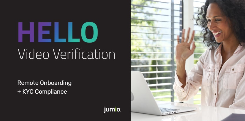 #VideoVerification - A New Option for an Old Problem (@jumio)  #videoKYC #regtech #digitalbanking #identityverification