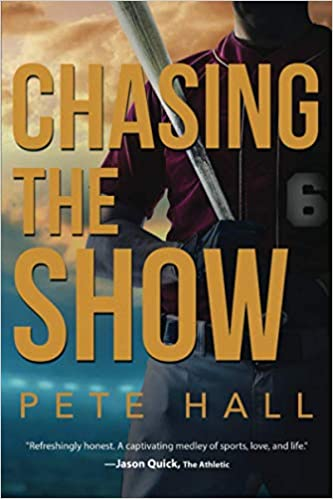 I am giving away copies of @educationhall new book (in partnership w/ @GetYourLeadOn)  Want to win #ChasingTheShow?   All you have to do is...  1. Retweet this. 2. Comment with your favorite baseball team!  Can't wait? Get your copy here:   #GetYourLeadOn