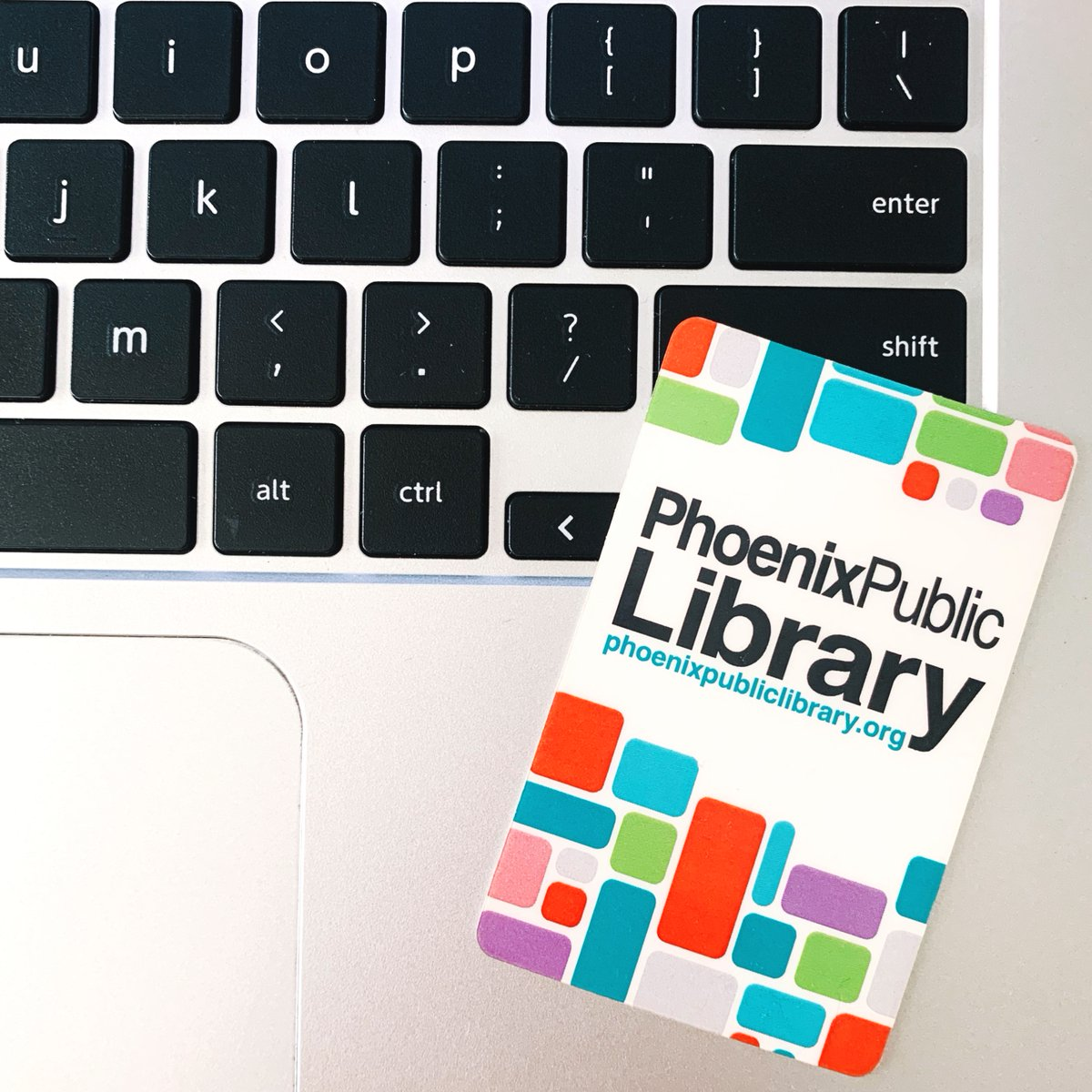 Visit the #eLibrary 24/7 from your home! 📱 Sign up for an eCard for instant digital access to our online resources! (Have a #PhoenixPublicLibrary card? You already have access!) Use your #eCard to enjoy books, classes, music & more. Get an eCard now: