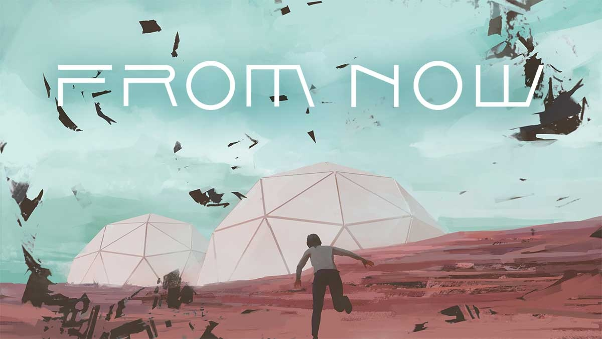 "Episode three of #FromNow ""INCOMING"" is available to listen to for free right now @Stitcher"