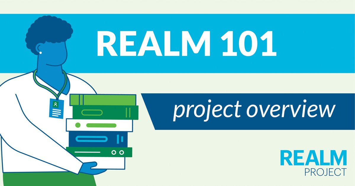 REALM 101: An introduction graphic
