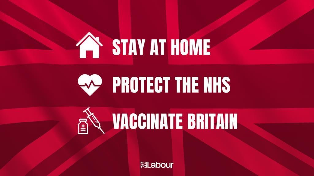 We need a national lockdown to vaccinate Britain. https://t.co/lljwrnXByS