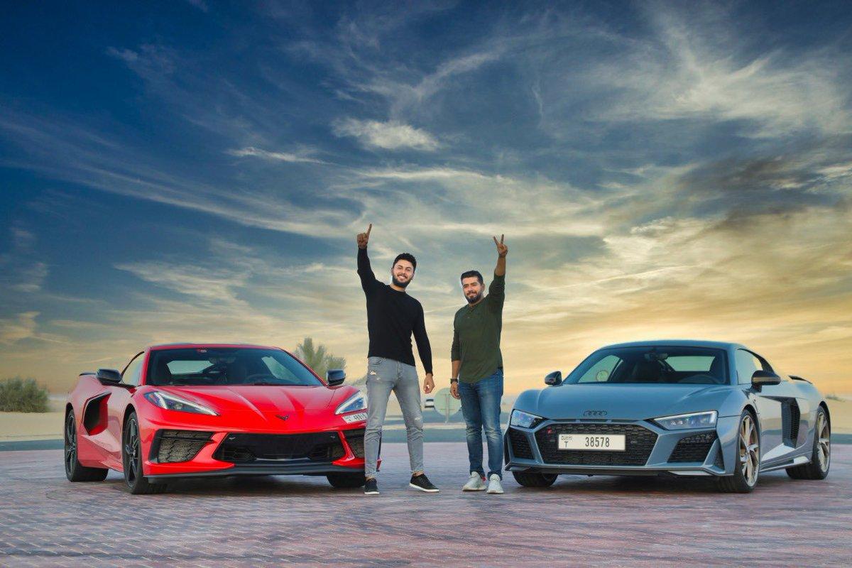 ضد مين يا حبيبي 🔥🔥 حلقة جديدة من برنامج راس براس ✌️ امريكا ضد المانيا ✋️ الفيديو عبر الرابط  انتوا مع مين 🤔 @ArabGTcom #اودي #شيفروليه #كورفيت #ار٨ #audi #r8 #c8 #corvette #Chevrolet