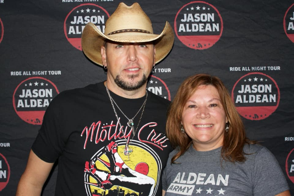 Congrats to #AldeanArmy January Fan of the Month winner, Jean from W. Coxsackie, NY! Read her story + enter for your chance to win here: