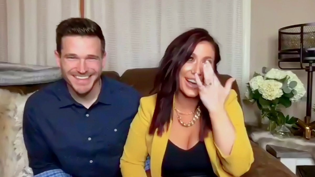 Here come the waterworks! We're going to miss you lots, @ChelseaHouska. 💖 #TeenMom2