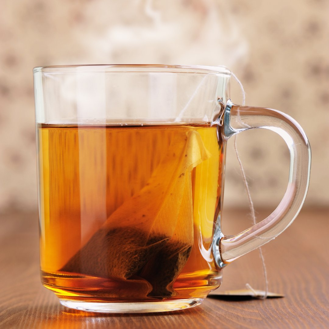 Today is #NationalHotTeaDay! Five years ago in 2016, we declared January 12 a national tea holiday to celebrate the simple comfort and joy that comes from a hot cup of tea.