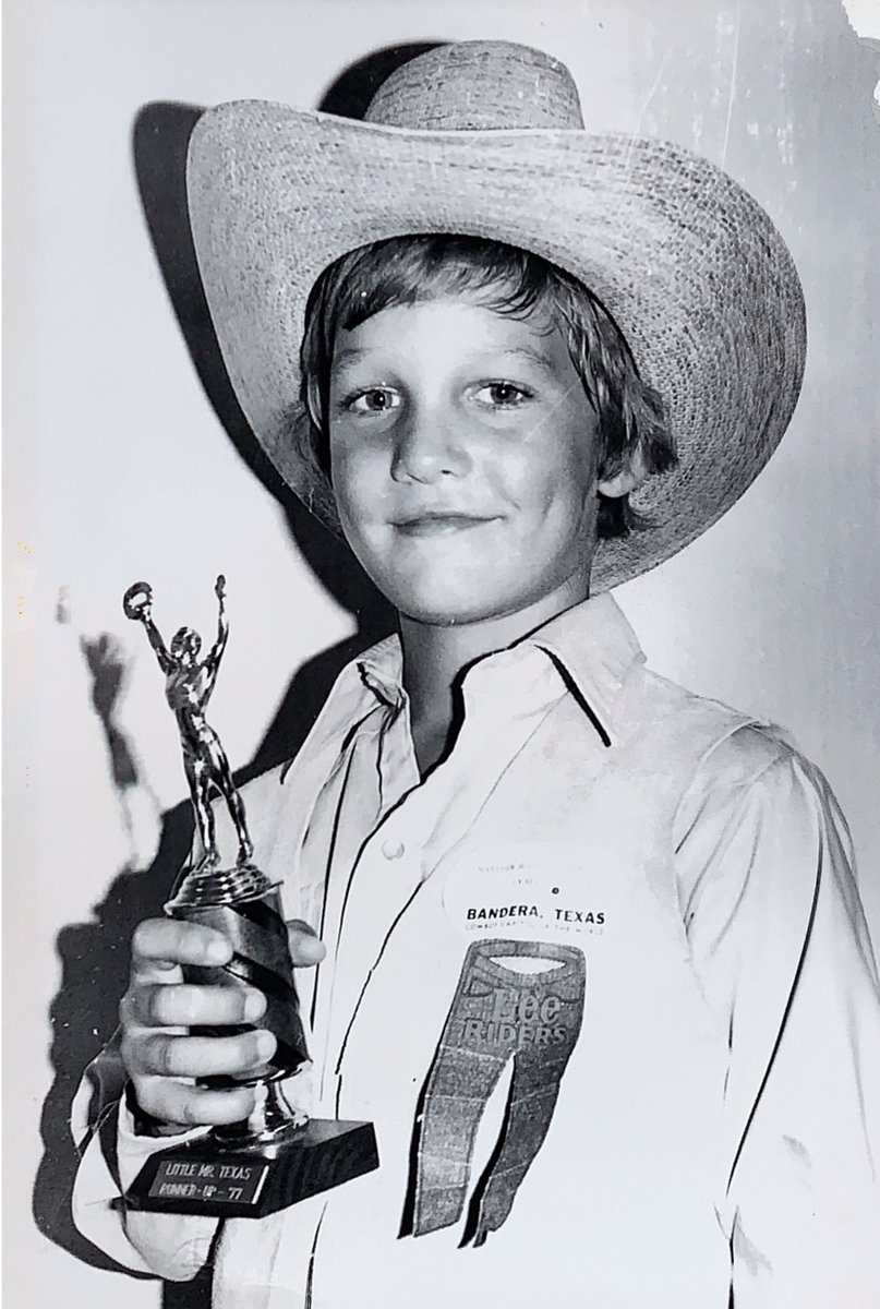 for 43 years I was Little Mr Texas...until i wasnt   #greenlightsbook