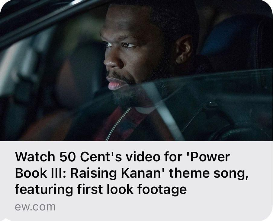 Raising Kanan is the next wave  🎥📺#bransoncognac #lecheminduroi
