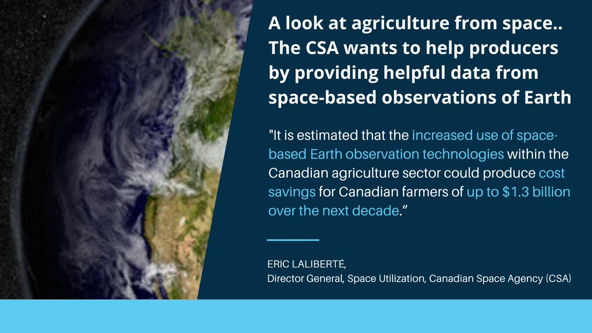 agriculture in space presentation