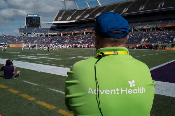 As the 2020 college football season was unique, one thing remained consistent. We're committed to providing the highest level of care to players, coaches and staff. AdventHealth is proud to be the Official Health Care Provider of the 2020 Cheez-It Bowl & Vrbo Citrus Bowl.