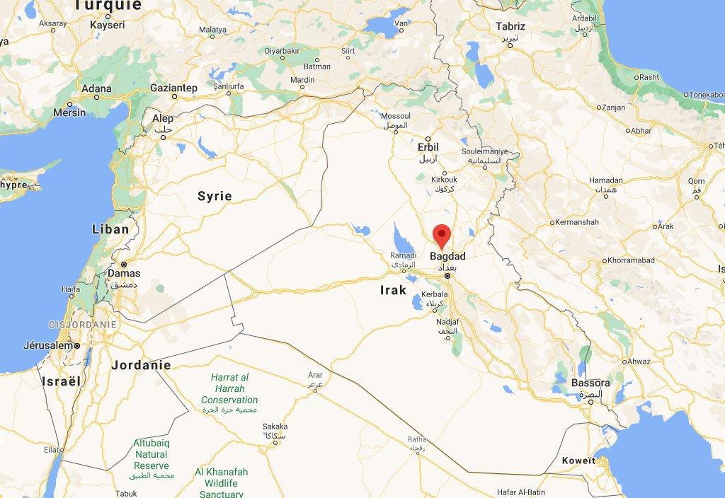Нападение на американский конвой в Ираке